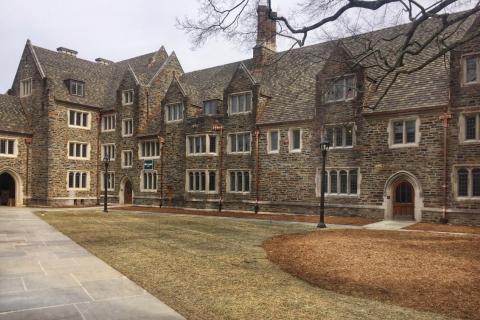 Craven Quad - West Campus