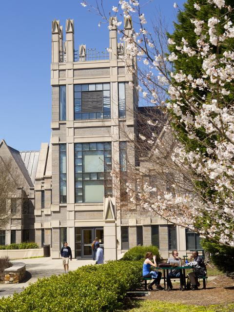 Sanford building in Spring